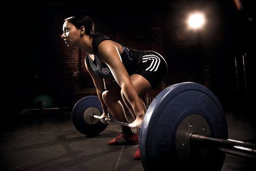The deal will see Eleiko provide equipment to British Weightlifting ©Eleiko