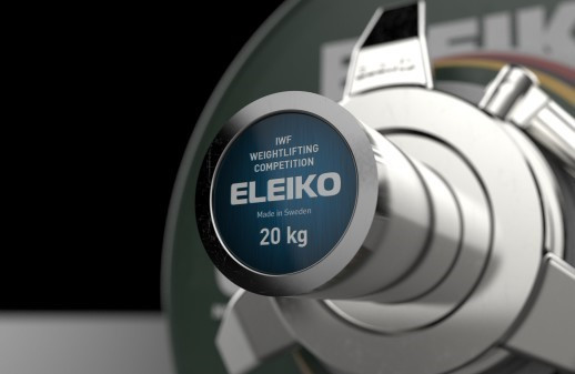 A three-year partnership has been agreed between British Weightlifting and Eleiko ©Eleiko