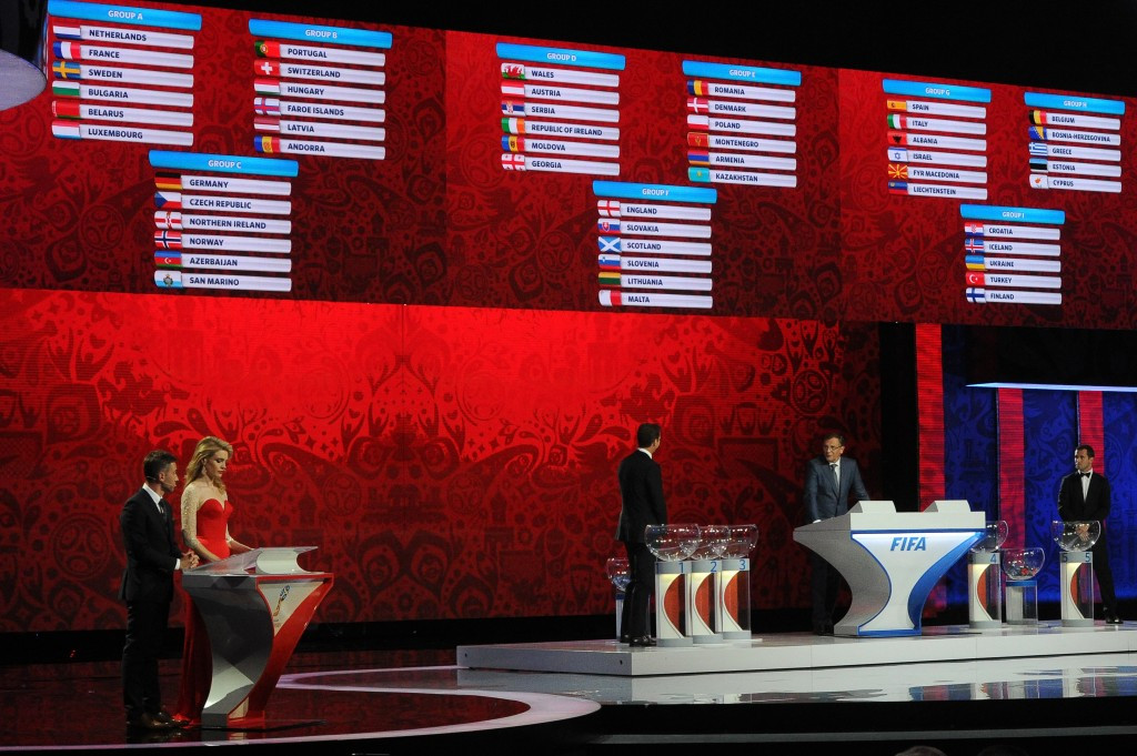 Defending champions Germany avoid second-seeded big guns in 2018 FIFA World Cup draw