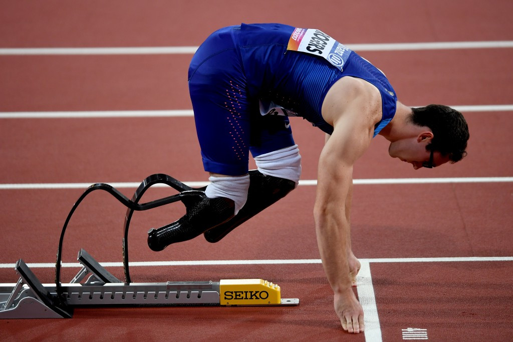 All world and regional records held by athletes competing in the T43/F43 and T42/F42 classes will be re-set at the beginning of next year after World Para Athletics revealed it will be introducing new rules for double-leg amputees ©Getty Images