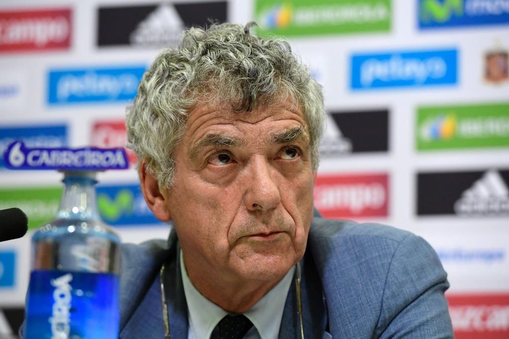 Spanish Football Federation President Villar arrested in anti-corruption probe