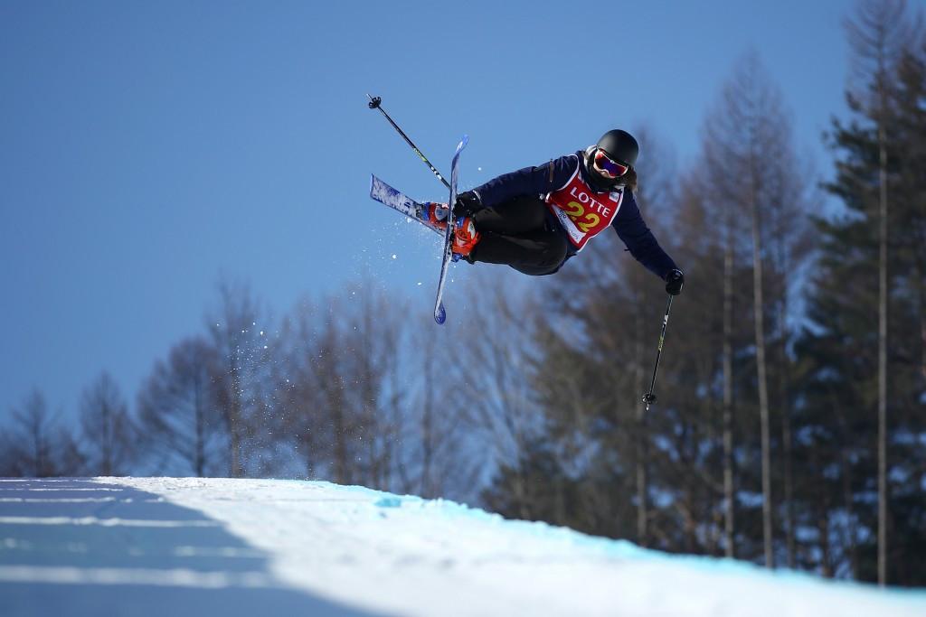Halfpipe skier launches crowdfunding scheme to boost Pyeongchang bid