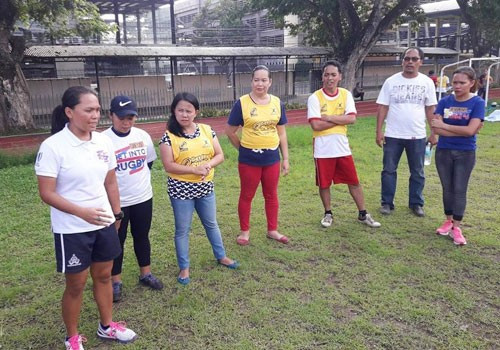 The Philippine Olympic Committee backed a World Rugby coaching course which was held in Davao ©POC