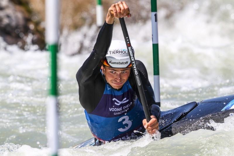 Breuer progresses at ICF Under-23 and Junior World Championships
