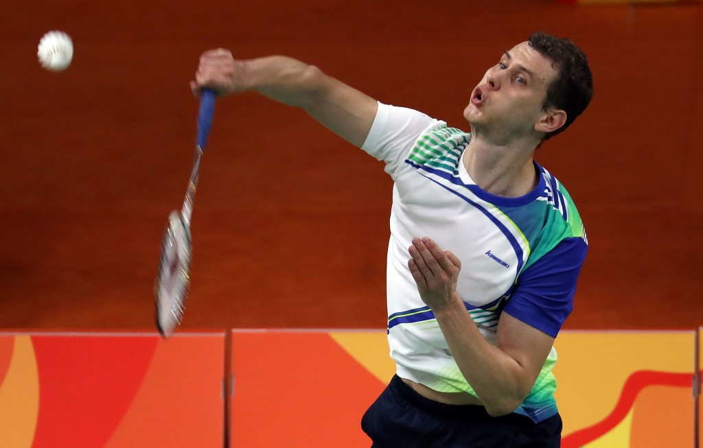 Home favourite Vladimir Malkov will be among the favourites for success at the BWF Russian Open Grand Prix in Vladivostok ©BWF