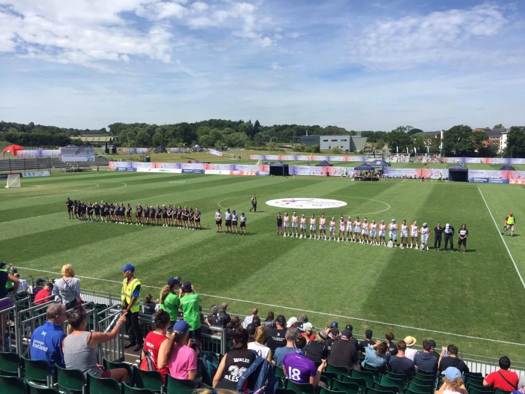 New Zealand defeated the Haudenosaunee Native American team 9-2 ©NZ Lacrosse