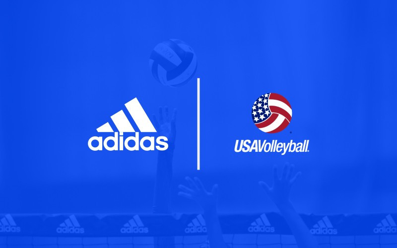 Adidas to sponsor USA Volleyball teams