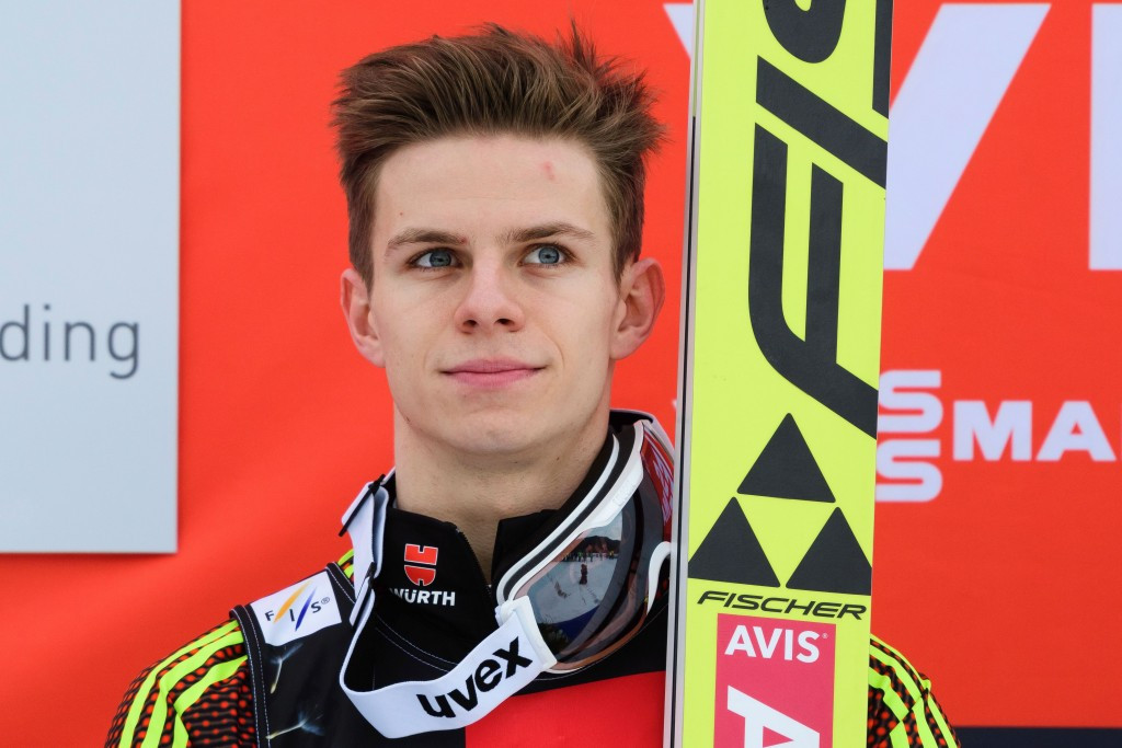 Olympic champion ski jumper sidelined with knee problems