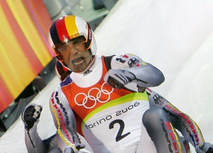 German Olympic medallist appointed as technology consultant for USA Luge