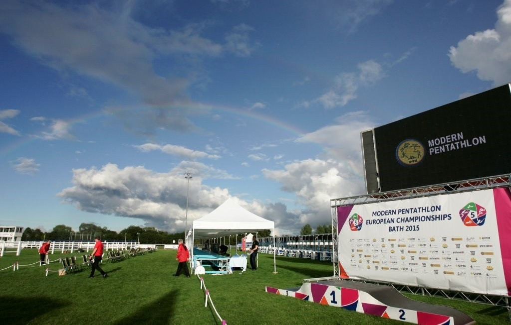 The University of Bath will host the 2019 European Championships ©Pentathlon GB