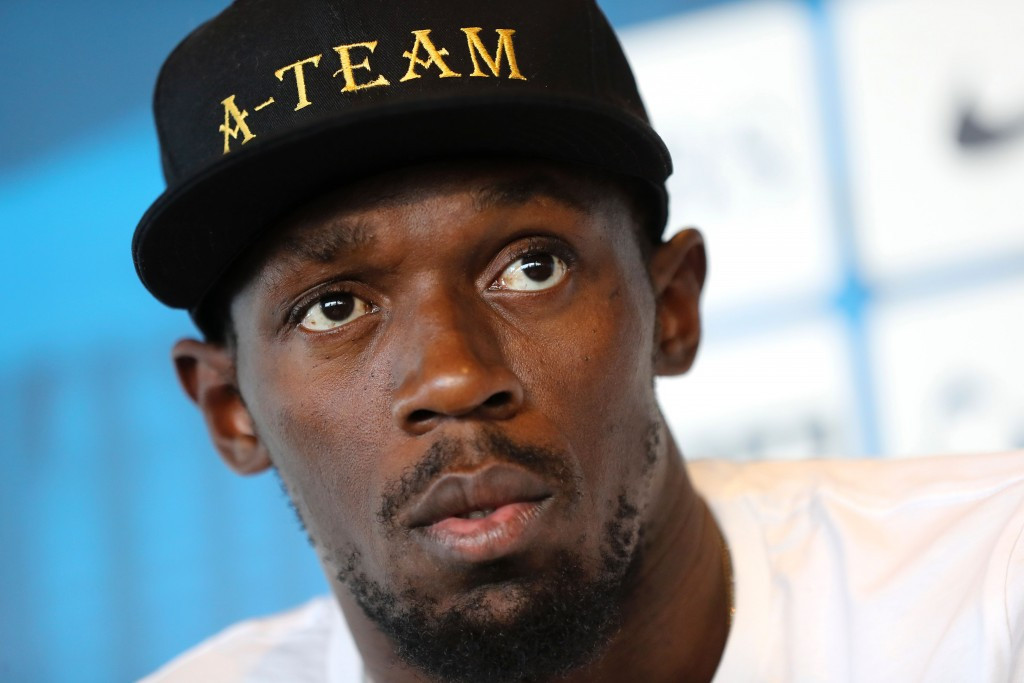 Bolt to run 100m and 4x100m at London 2017 IAAF World Championships