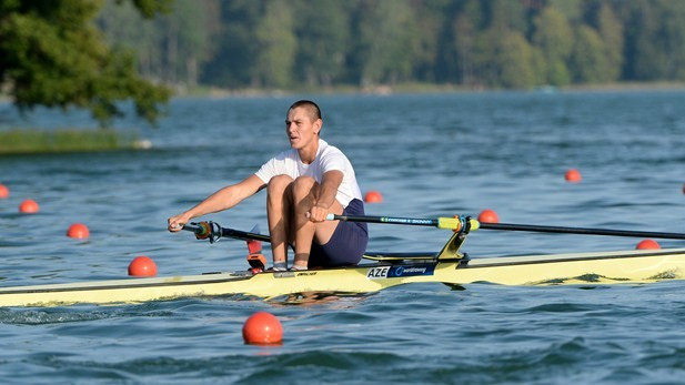 Yotov provides home highlight as World Rowing Under-23 Championships begin