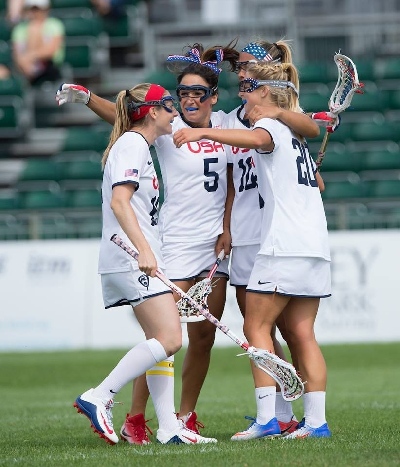Defending champions through to semi-finals of Women's Lacrosse World Cup