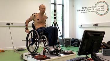 Loughborough University providing top scientific help as Britain's wheelchair rugby team prepare for Rio 2016