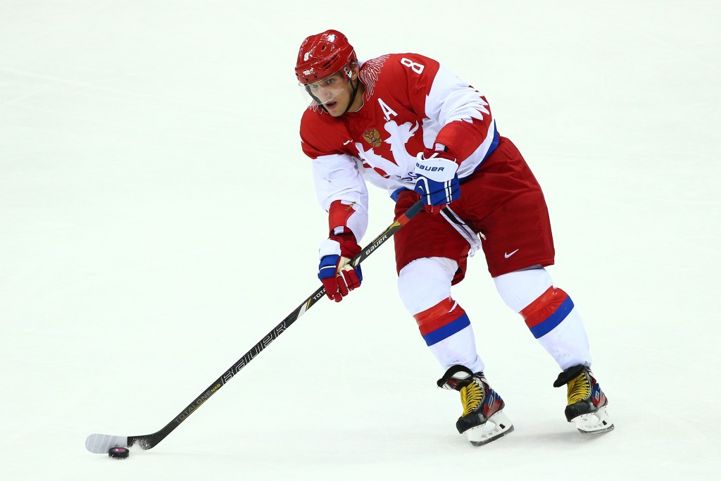 Many NHL players, including Russian star Alexander Ovechkin, are still keen to compete at Pyeongchang 2018 ©Getty Images