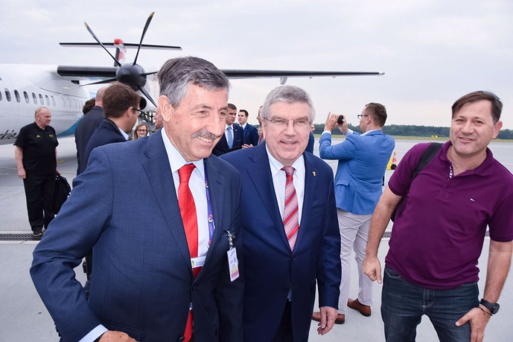 "IWGA President praises ""Olympic quality"" Wrocław 2017 venues on eve of World Games"