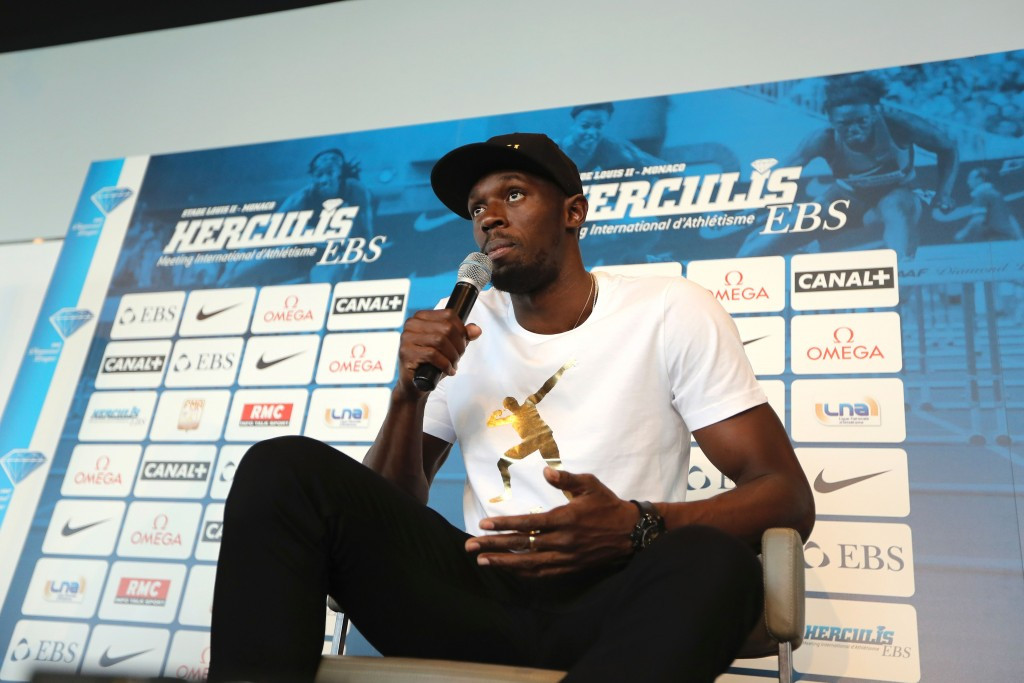 Monaco Diamond League meeting is reality checkpoint for Bolt's London ambition