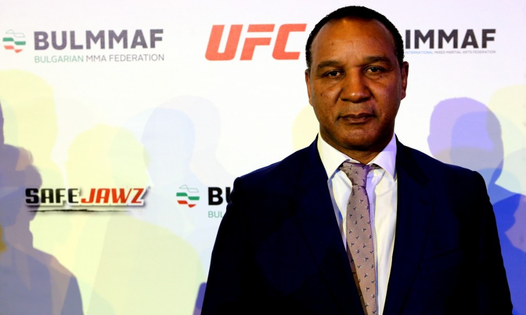 Densign White is hopeful of the IMMAF being recognised by the GAISF ©IMMAF