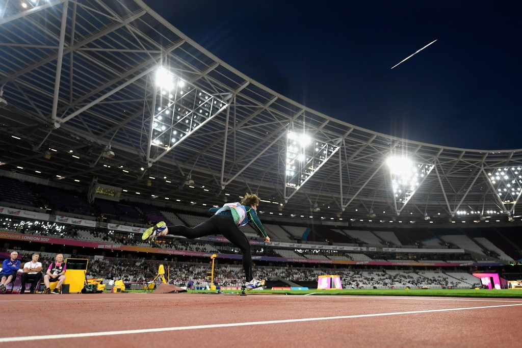 London could host 2019 World Para Athletics Championships after this year's success