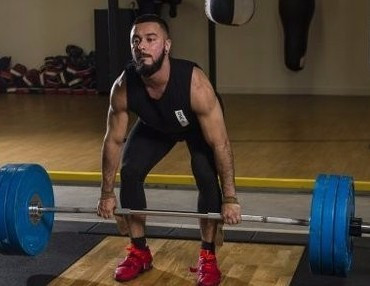 British junior weightlifting champion handed four-year doping ban