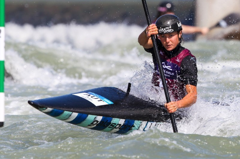 Leitner returns in style at ICF Under-23 and Junior World Championships