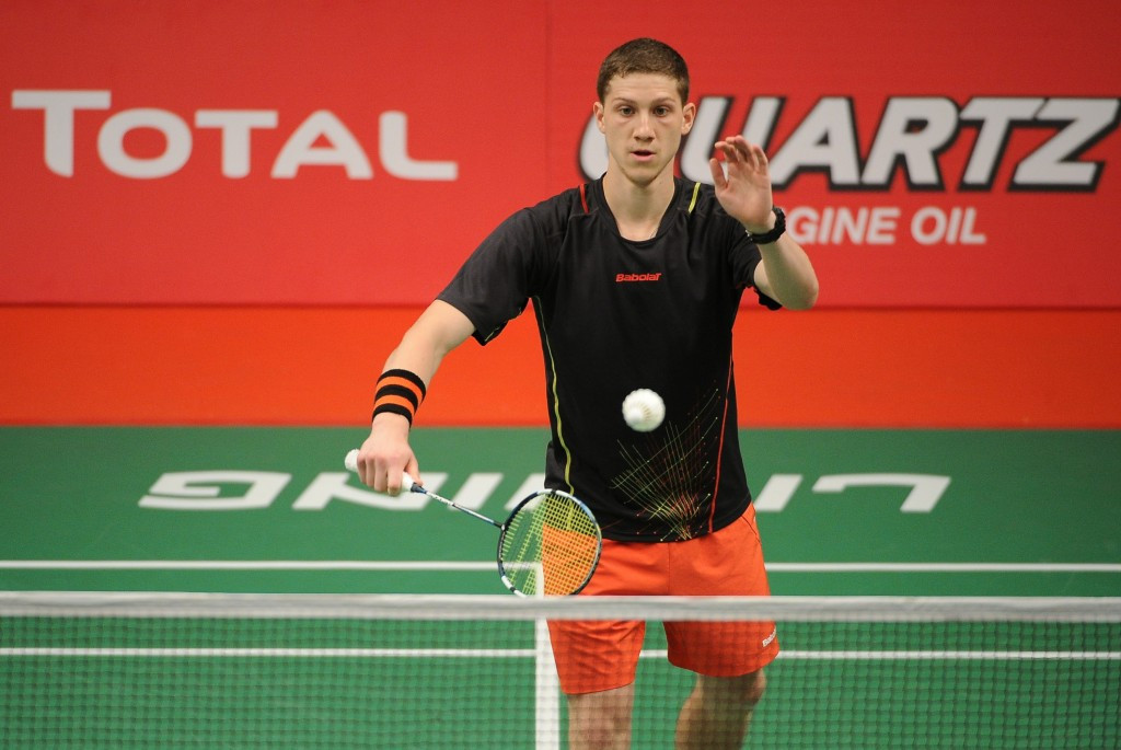 Three men's singles seeds tumble at BWF Russian Open Grand Prix