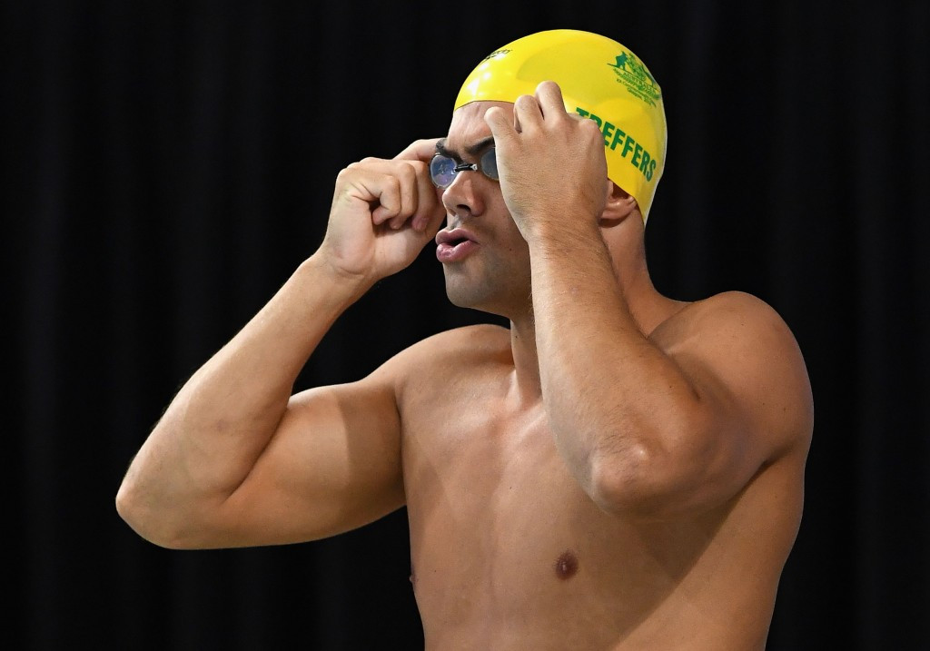 Commonwealth Games gold medallist Benjamin Treffers of Australia is targeting adding more medals to his growing collection when he competes in Taipei ©Getty Images