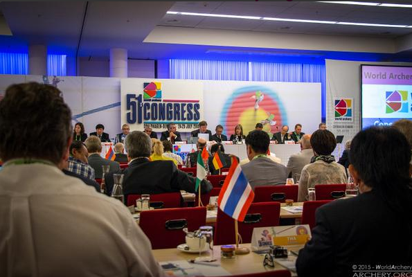 World Archery membership grows to more than 150 with approval of new countries