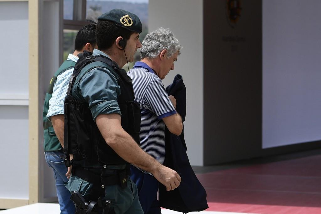 RFEF President Villar kept in custody as corruption probe continues