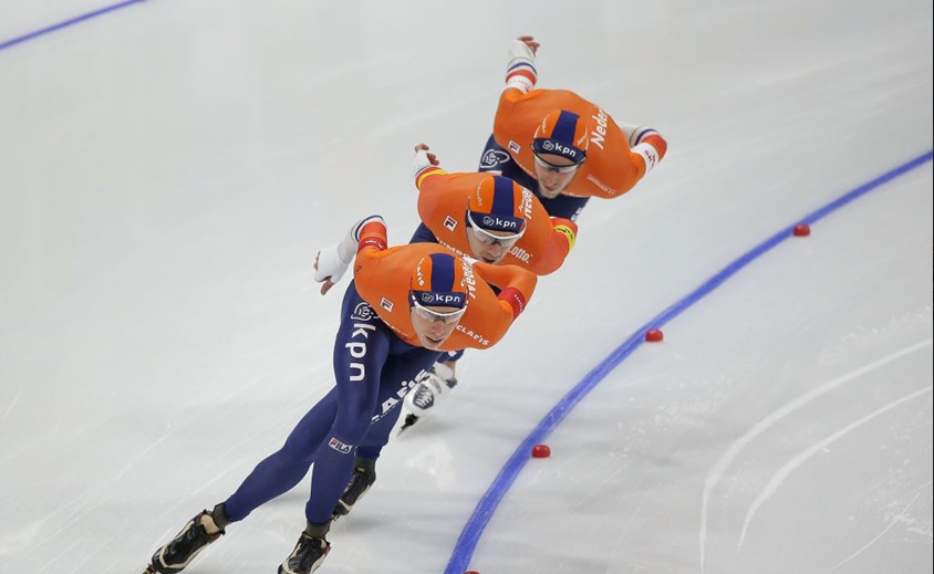 Skating is an extremely popular sport in The Netherlands, where the ISU was founded ©ISU