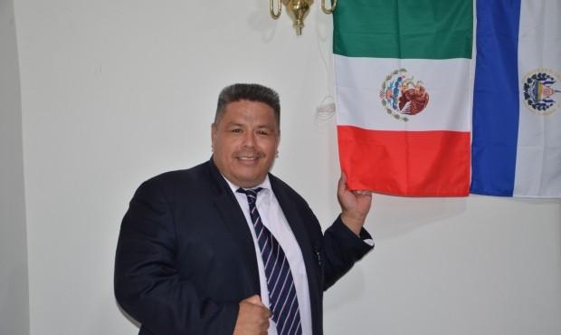 Antonio Ramírez Rebollar hopes Mexico can host the Pan American Sambo Championships ©FIAS