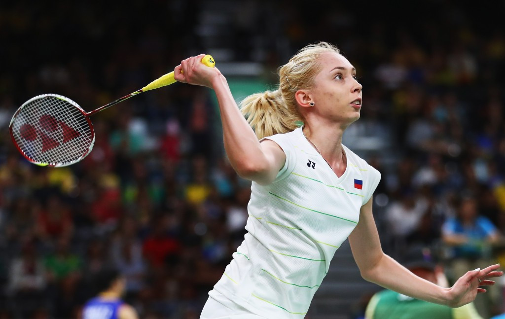 Top four women's singles seeds reach semi-finals at BWF Russian Open Grand Prix