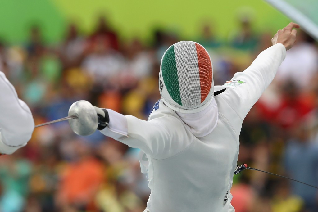 Belyakov and O'Keeffe top qualification groups at European Modern Pentathlon Championships