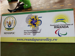 Egypt take control at ParaVolley Africa Sitting Volleyball Championships