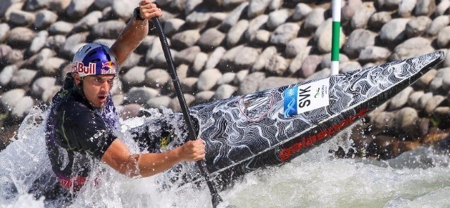 Grigar claims K1 gold in home town at ICF Under-23 and Junior World Championships