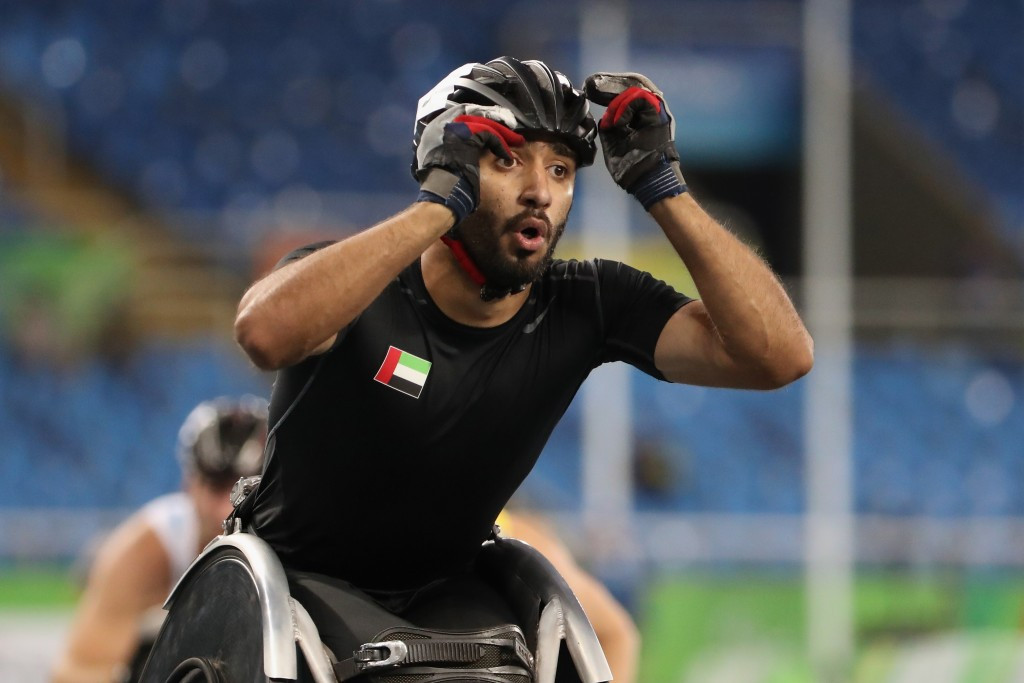 UAE's Alhammadi to give World Para Athletics Championship medals to late team-mate's children