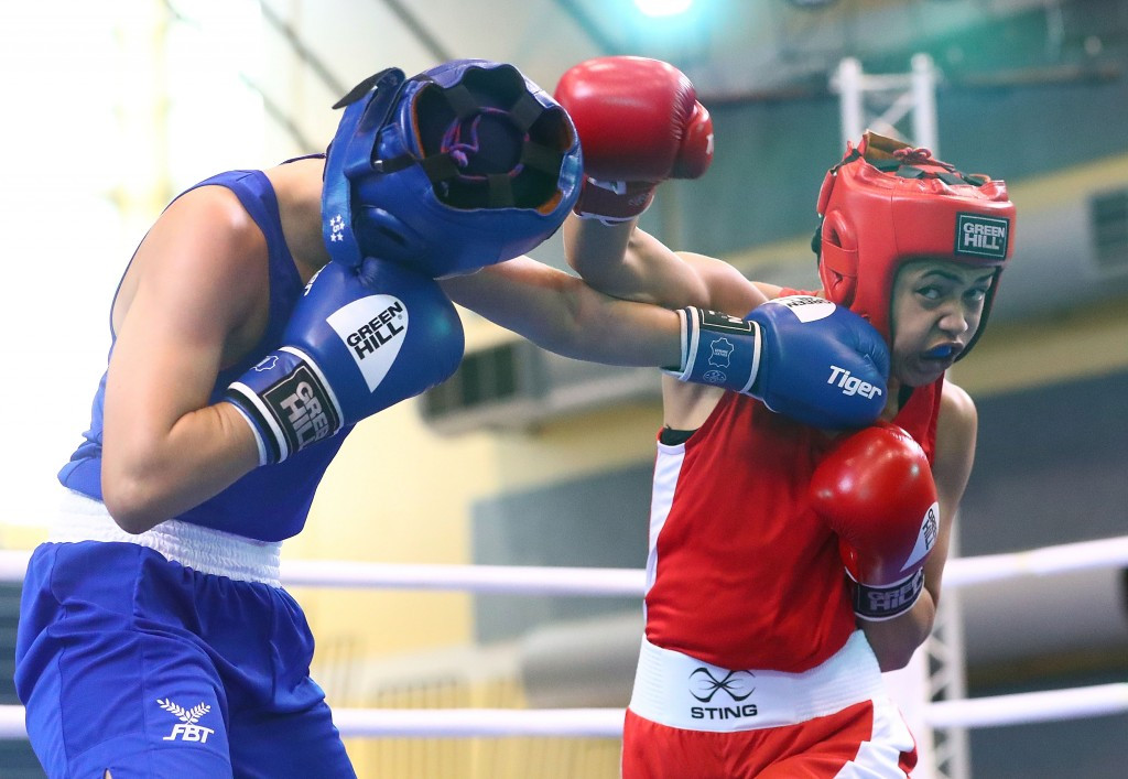 Competition in women's boxing proved fierce as the sport continues its historic debut at the Games ©Getty Images