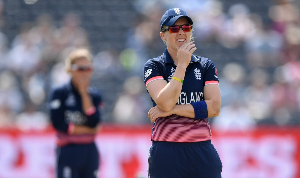 Knight looking forward to special ICC Women's World Cup final at Lord's