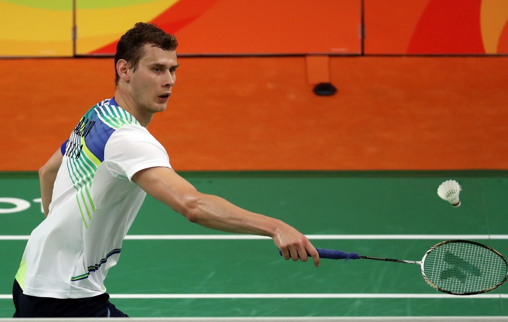 Home favourite Malkov through to final at BWF Russian Open Grand Prix