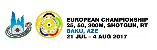 Mixed competitions to feature at 2017 European Shooting Championships