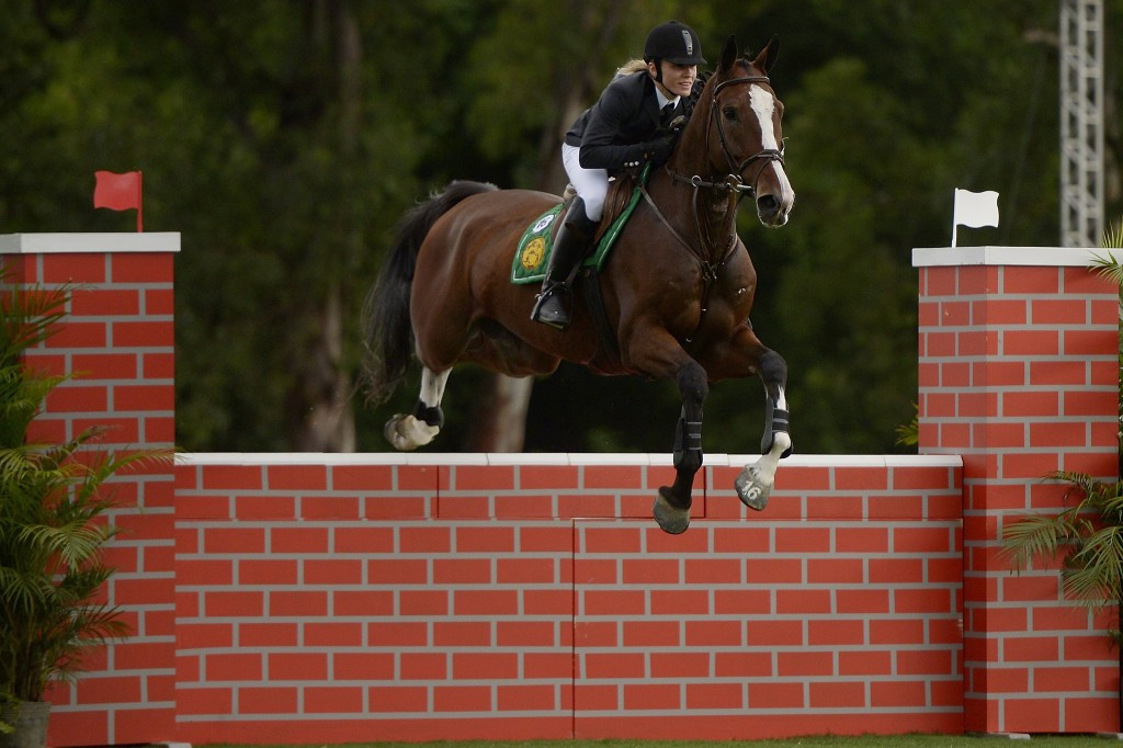 Home favourite Prokopenko strikes gold at European Modern Pentathlon Championships