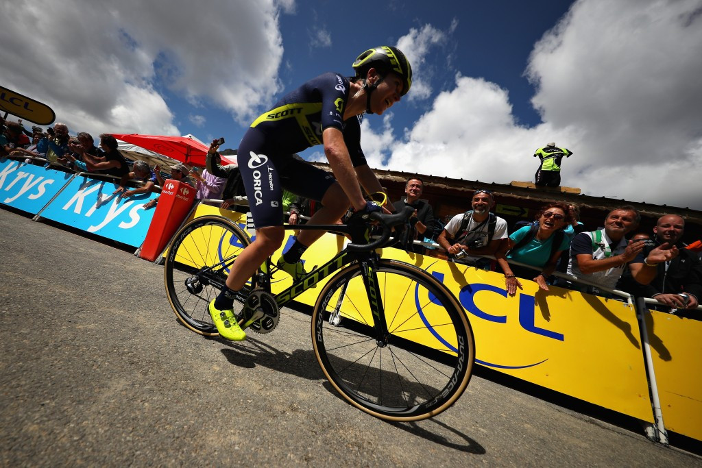 Annemiek van Vleuten began the final stage of La Course with a 43 second lead ©Getty Images