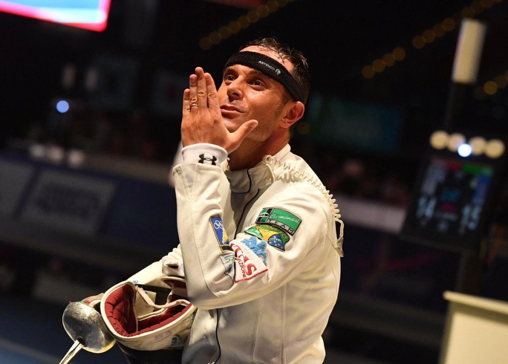 Pizzo secures second FIE World Championships title in Leipzig