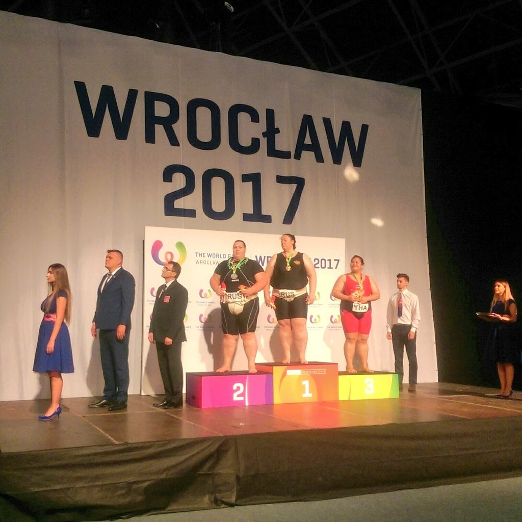 Russian sumo wrestlers dominate Wroclaw 2017