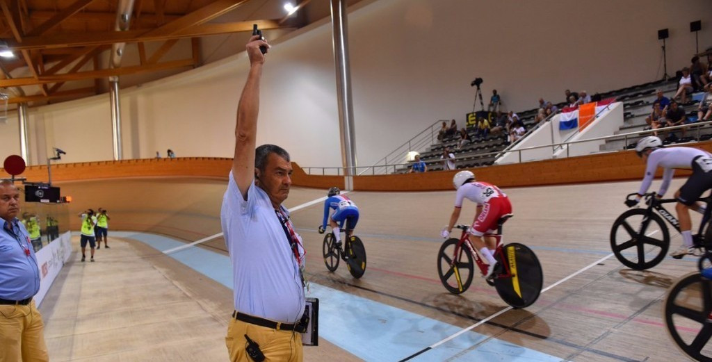 Grabosch earns 500m time trial title at European Track Junior and Under-23 Championships