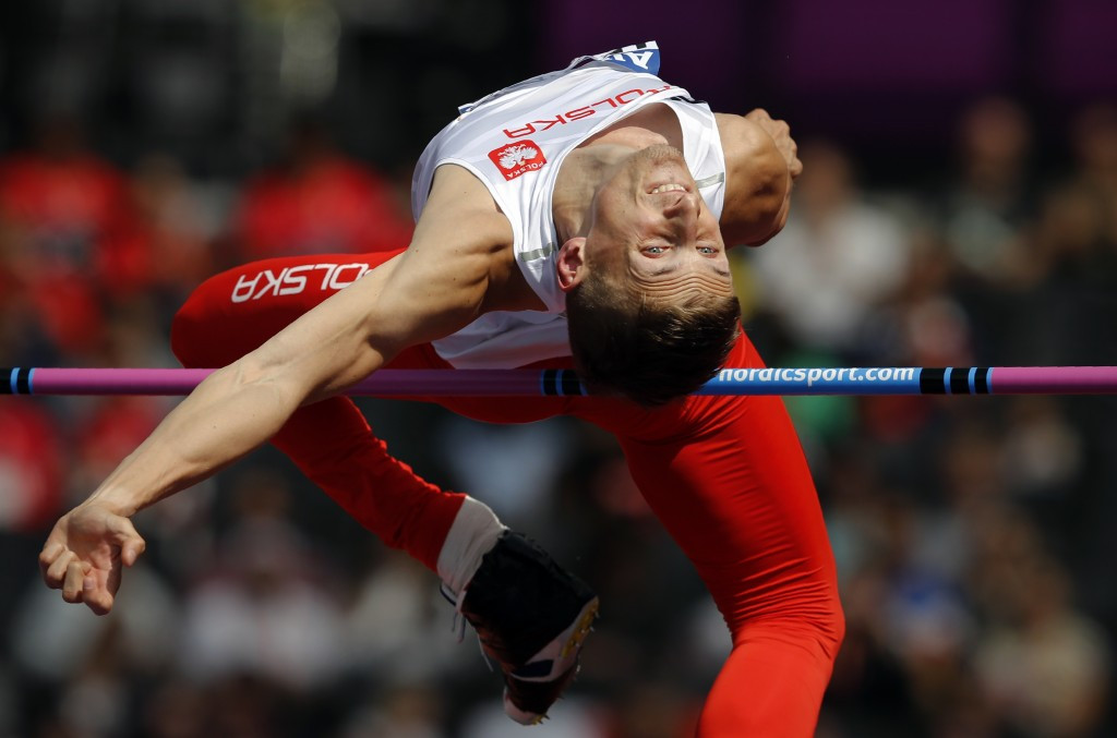 Poland's Maciej Lepiato triumphed in the men's high jump T44 ©Getty Images