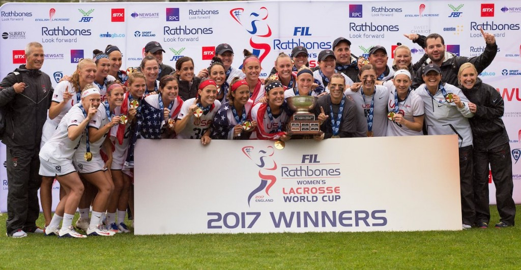 United States retain Women's Lacrosse World Cup crown