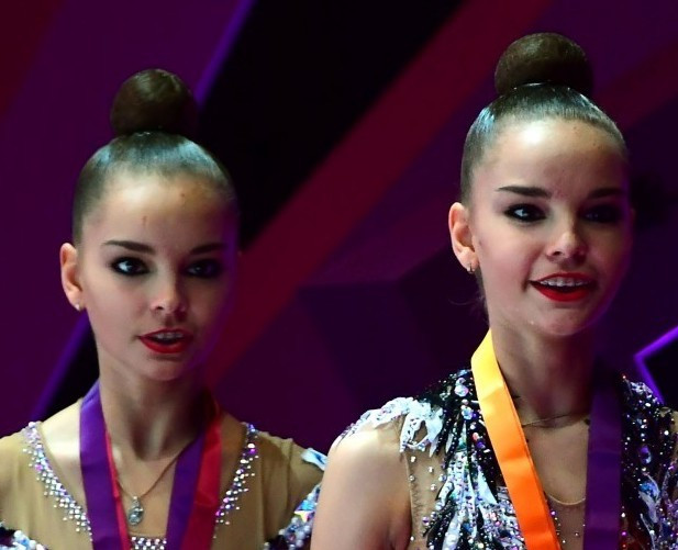 Averina twins having rivals seeing double at World Games