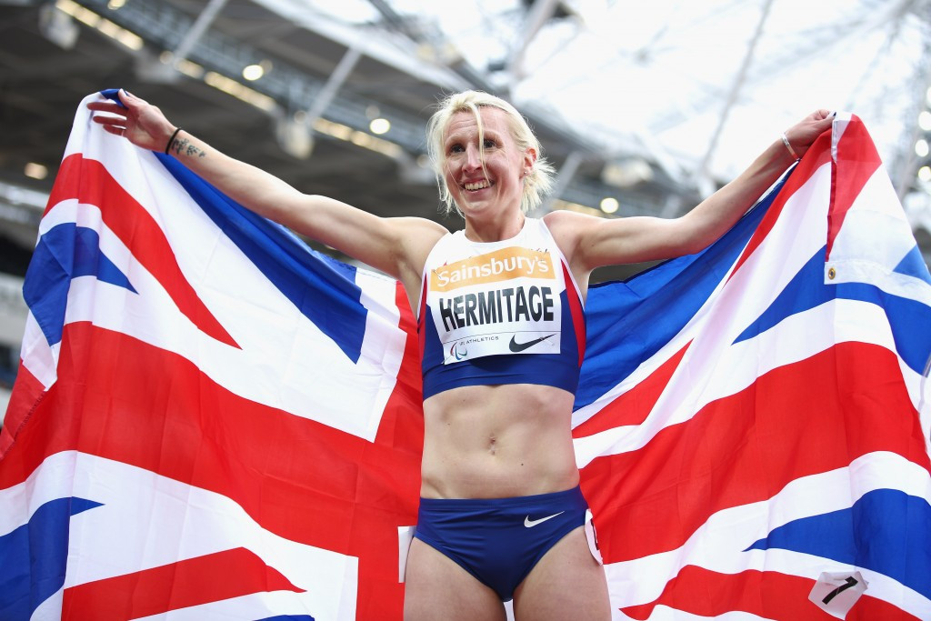 Two world records broken as home athletes thrive at IPC Athletics Grand Prix Final
