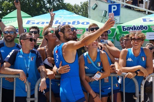 Italy finish on top at World Rowing Under-23 Championships
